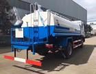 广东广州东风12吨洒水车厂家价格