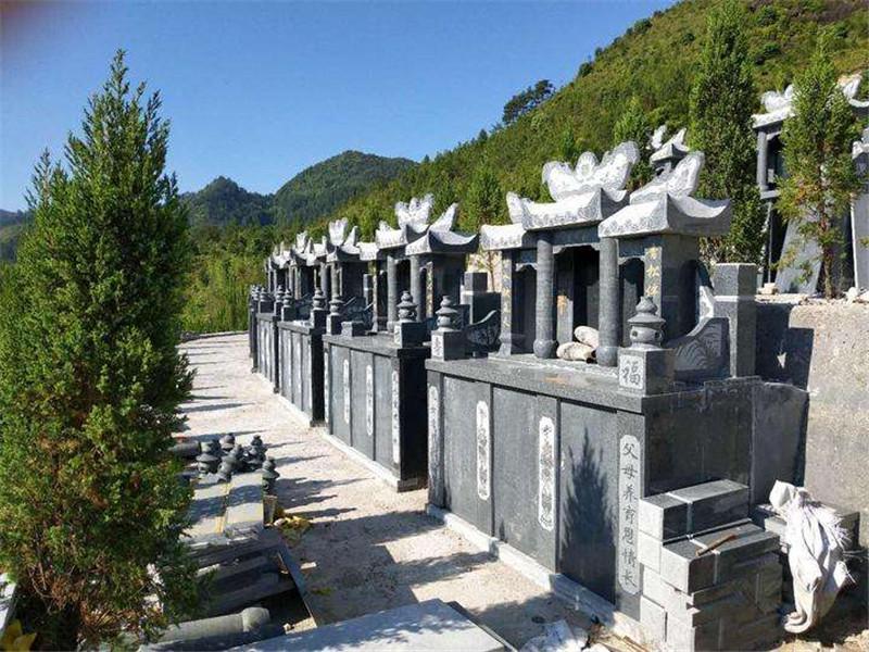 重庆宝山公墓A公墓,市民政局批复的大型正规合法永久性公墓 第3张