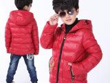 米西果同款童棉衣 韩版中大童印花骷髅头男童棉衣 童装批发