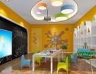 重庆早教机构装修,早教中心装修设计,教育培训装修,效果图案例