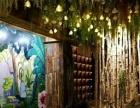武隆酒店彩绘 商场壁画 餐饮店手绘 工程壁画 绘画