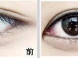 美瞳线纹得好,桃花少不了