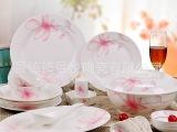 厂家生产中式餐具套装 景德镇陶瓷餐具套装