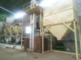江夏区秸秆颗粒燃料加工厂2000平钢构厂房及设备转让 出租