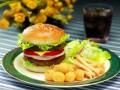 阿堡仔炸鸡汉堡西式快餐加盟连锁店