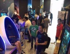 乐客VR线下体验店,赚钱简单省加盟 自助建站