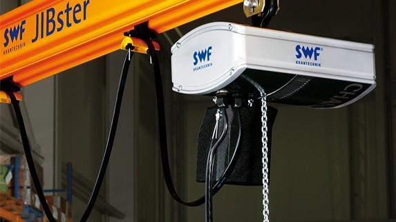 科尼 SWF 德马格 C型环链电动葫芦
