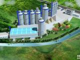 上海工厂效果图设计制作,厂房鸟瞰图制作