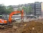 上海普陀区石泉路现代 日立破碎锤挖掘机出租