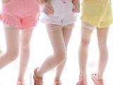 童装女童2014夏装新品 儿童韩版薄蕾丝内衬花边短裤 童裤批发
