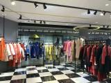 广州一线品牌欧时力冬装新品上货时尚风格品牌折扣女装库存批发