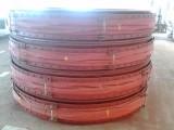 华通管道大口径新型XB型风道纤维织物补偿器安装制作