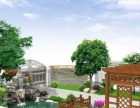 2017年俊峰园林鱼池假山别墅园林设计-中山鱼池