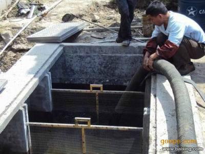 惠州疏通公司市政管道疏 化粪池清理污水池抽泥浆清理泥沙河道