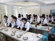 2018上海西点西餐培训 蛋糕面包教学 飞航美食学校
