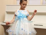 儿童表演服 女童舞蹈裙 2015夏季新款儿童表演服 六一儿童舞蹈服