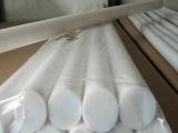 进口PTFE铁氟龙板 耐高温PTFE棒 卷材PTFE片加工