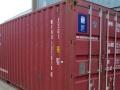 港口低价批发销售各种二手集装箱冷藏集装箱改装箱房屋开顶框罐箱