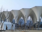 安阳膜结构厂家十年质保出入口雨搭景观收费站加油站