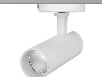 吸顶安装轨道灯 吸顶式LED轨道灯