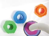 圆形硅胶防臭密封圈 下水管道卫生间洗衣机