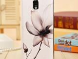 2014淘宝新款三星note3手机壳 N9000原装后盖保护壳