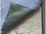 色织平板闪光布窗帘布 金银丝面料 混批