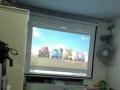 教学户外会议培训投影