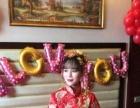 蝶女王造型琳达专业新娘早妆,新娘跟妆,婚纱租赁