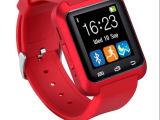 U8蓝牙智能手表 智能穿戴设备,遥控拍照 语音通话 计步仪手表