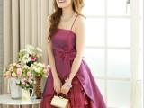 JK2品牌女装 晚宴蝴蝶结蛋糕吊带裙小礼服连衣裙 1162加大码外贸