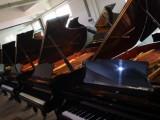 日本原装进口二手钢琴大型仓储中心,