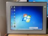 深圳12.1寸高品质IP65多串口工业平板电脑