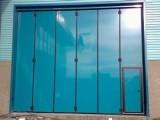 安徽晋轩直销快速供应折叠门,安装,定制