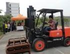 重庆学叉车和培训考叉车证哪里有报名的地方