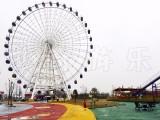山东游乐园大型摩天轮 可定制豪华观览车