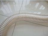 pu钢丝软管 聚醚钢丝软管 食品级耐水解软管 丰荣橡塑钢丝管