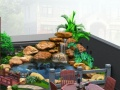 专业定做水族鱼缸观赏鱼缸风水鱼缸定做