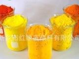 包膜铬黄高耐温耐候,热熔型路标漆专用Y3222包膜中铬黄