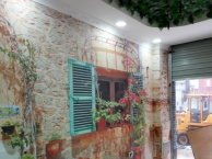 专业承接室内装修刮腻子,隔断,墙纸,墙布,壁画施工