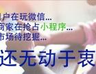 软银科技 淄川区小程序代理 山东如何代理小程序