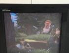 17寸海尔彩色电视正常用处理薛城自提