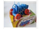 外贸原单 木制儿童益智玩具 1-2岁