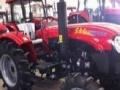 东方红704 804 904 LX1000带农具拖拉机收割机