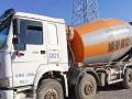 转让 搅拌运输车二手混凝土搅拌罐车