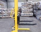 手动堆高车 SDD1000 杭州液压堆高车