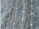厂家直销 边坡防护网、边坡绿化防护网、钢丝绳网