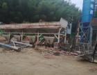 安徽安庆混泥土现场搅拌泵送运输