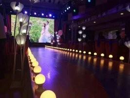 北京特价5980鲜花婚礼,时尚大气,简约不简单