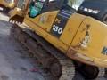 文昌二手挖掘机 小松130出售了